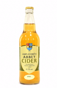 1 x case of STILL Ampleforth Abbey Cider